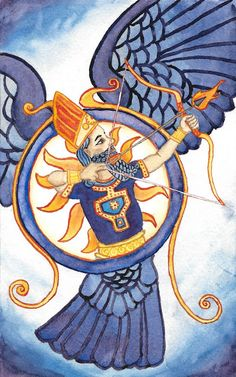 Portal dos Mitos: Ashur