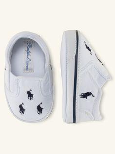 Bal Harbour Repeat - Layette Shoes - RalphLauren.com 7858c8542e50