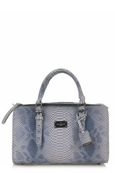 ... Handheld Bag - Grey Mist Snake   A new take on the classic bowler  shape, bang on trend for Autumn Winter 2015    112.20   Code   PBN124881(1020×1530) 6bd3711dd4