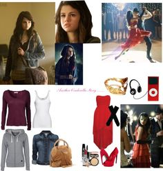 """""""Selena Gomez Another cinderella story:)"""" by marzycielka14 ❤ liked on Polyvore"""