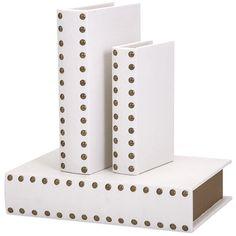 Elite Celebrations Book Boxes (Set of 3)