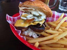 BLVD | Ipswich Harvest Hamburger, Harvest, Restaurants, Ethnic Recipes, Food, Eten, Hamburgers, Restaurant, Meals
