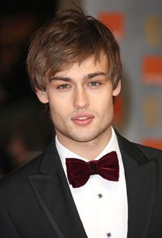 Douglas Booth feat. all the things- chiseled jawline, tousled hair, touch of scruff, intense gaze, slightly parted lips, and the list goes on