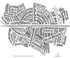 Podkowa Leśna map 2014