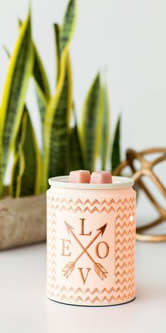 What a beautiful warmer, this warmer will glow and is available March 1st. Pre-order your today https://dianehardin.scentsy.us