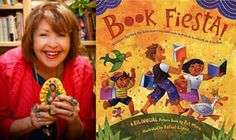Author Pat Mora shares her favorite books for Hispanic Heritage...