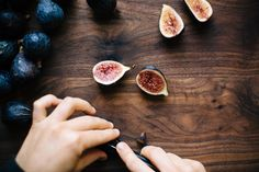 Happyolks | Caramelized Fig Ice Cream