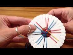 tutorial mochila crochet - YouTube