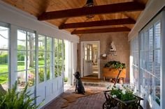 Breezeway Design Ideas, Pictures, Remodel, and Decor - page 13
