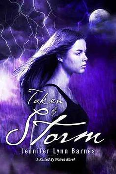 Taken by Storm by Jennifer Lynn Barnes (Raised by Wolves): Bryn, the alpha, is back and being summoned by the werewolf Senate. A rogue werewolf is attacking humans, risking exposure and the center of the trouble is in Bryn's territory. However, the other alphas may just use her summons to take her lands and pack by any means neccessary.