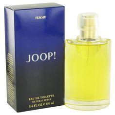 Joop Eau De Toilette Spray for Women By Joop!Joop Eau De Toilette Spray for Women By Joop! Joop Perfume, Perfume Parfum, Perfume Hermes, Perfume Versace, Fragrance Parfum, Perfume Bottles, Perfume Good Girl, Fragrance, Eau De Toilette