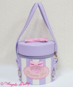 Lolibrary   Angelic Pretty - Bags - Dreamy Girl Vanity