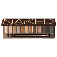 Every day, this is me. Naked Palette - Urban Decay | Sephora