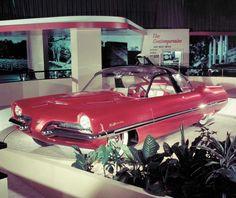 Lincoln XL-500 (1953)