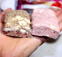 Homemade Quest Protein Bars | #glutenfree #grainfree