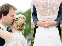 Martina und Markus 30 Lace Wedding, Wedding Dresses, Dom, Fashion, Wedding Dress Lace, Nice Asses, Bride Dresses, Moda, Bridal Gowns