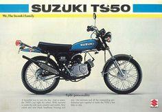 suzuki ts50 - Google Search