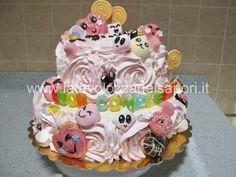 Torta Kawaii     http://www.latavolozzadeisapori.it/ricette/torta-kawaii