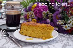 Ciasto dla alergików. Ciasto dla tych, którym nadmiernie spada lub podnosi się cukier we krwi, i dla tych którzy muszą unikać pszennej mąki...