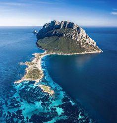 Tavolata island, Sardinia