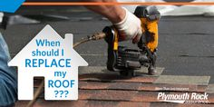 DYK? The average roof lasts about 20 yrs, but some Insurance companies offer discounts for roofs built after a certain year. Is it time to repair/replace yours? Check out our blog on signs it's time to replace your roof.