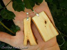 cedar wood pendant Cedar Wood, Recycling, Drop Earrings, Pendant, Jewelry, Cedar Lumber, Jewlery, Jewerly, Hang Tags