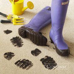 To register your stain resist warranty online visit: www.cormarcarpets.co.uk/warrantyform.php