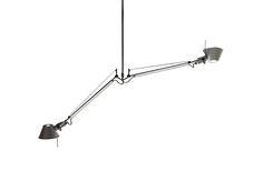 Artemide Tolomeo Double Suspension Lamp : surrounding.com