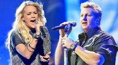 "Carrie Underwood >> Must See [VIDEO] Carrie  performs Rascal Flatts' version of ""Bless The Broken Road"" Country Music Videos at Country Rebel >> http://countryrebel.com/blogs/videos/18976323-carrie-underwood-and-rascal-flatts-emotional-bless-the-broken-road-performance-live"