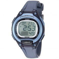 764d5e5053f Casio Digital Female Sports Watch LW-203-2AV LW203-2