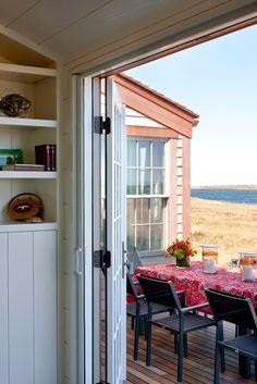 ESTILO RUSTICO: casa frente al mar