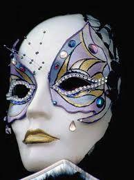 Resultado de imagem para mascaras venezianas