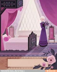 1000 images about frozen elsa inspired bedroom on for Room design elsa