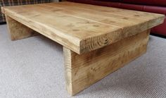 Rustic Coffee Table by shopRustic2015 on Etsy