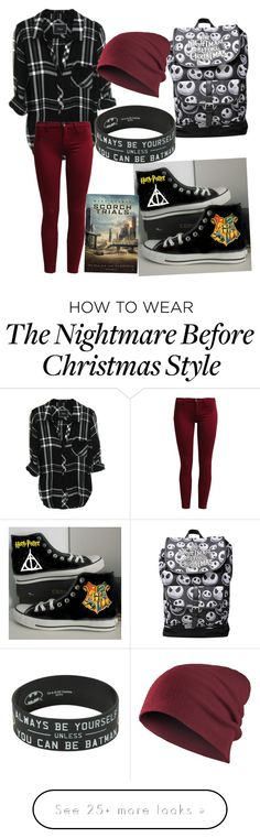 """Geeky Little Me"" by laciponcho on Polyvore featuring Converse and Sisley"