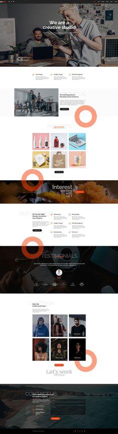 #adobemuse #musetemplate #musetheme #web #design #nocoding #corporate #company #creative #agency #personal #modern