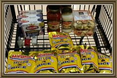 Harris Teeter 3/19/14  Wanted to go get the Tortellini they had on special this week and pick up the Bertolli Sauce to go with it. Some of the rice is for dinner tonight.  Total Before Coupons/Discounts $41.02 Total After Coupons/Discounts $10.69 ($10.06 + .63 tax)  3 Mueller's FREE 3 Wet N Wild Nail Polish FREE 2 Bertolli Pasta Sauce .74 each ($1.49) 2 Bertolli Alfredo Sauce .44 each (.89) 2 Tortellini $2.24 each ($4.49) Coke Zero not pictured 1.69 6 Mahatma Rice .25 each ($1.50)