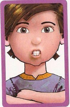 Παιχνίδι μίμησης με εκφράσεις προσώπου Στόχος του παιχνιδιού είναι να καταφέρετε να μιμηθείτε τις εκφράσεις των προσώπων που βλέπετε στις κάρτες. Μπορείτε απλά να παίρνετε μια κάρτα και να κάνετε τις κινήσεις μίμησης μπροστά από έναν καθρέφτη ή μπορείτε να εντάξετε τις κάρτες σ' ένα δικό σας παιχνίδι που θα δημιουργήσετε μαζί με το παιδί. … Oral Motor Activities, Feelings Activities, Speech Therapy Activities, Apraxia, Speech Language Pathology, Speech And Language, Learning Support, Kids Learning, I Am Special