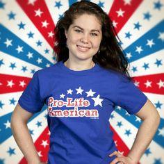Pro-life T-shirt