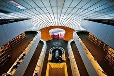 Piccsy :: Philological Library, Berlin