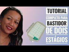 TUTORIAL COMPLETO DE BASTIDOR DE 2 ESTÁGIOS ! -