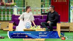 The Kapil Sharma Show July 9, 2016 Salman Khan and Anushka Sharma for Su...