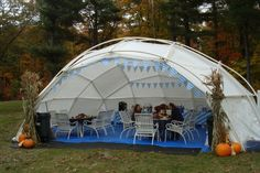 New Structure - open arch shelter systems dome tent yurt Yurt Tent, Tent Camping, Outdoor Camping, Glamping, Tents, Camping Stuff, Camping Ideas, Portable Classroom, Outdoor Classroom