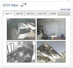 หน้าต่างป๊อปอัพ CCTV View
