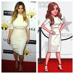 Kim Kardashian 2013 Dream for Future Africa Foundation Inaugural Gala in Beverly Hills