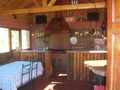 quinchos rustico argentino (pnd) Exterior, Patio, Liquor Cabinet, Corner Desk, Bbq, Storage, Outdoor Decor, Kitchen, Table