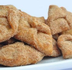 Pestiños - Traditional Spanish Cookies with Wine Flavor The Gardening Cook