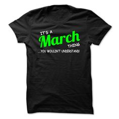 nice March thing understand ST420