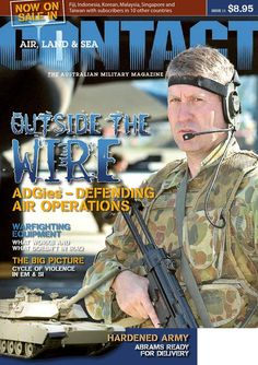 CONTACT Air Land & Sea issue #11, September 2006.