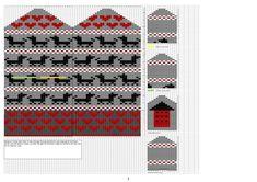 Harriet Forssblad – Dela dina vantar! Knitted Mittens Pattern, Knit Mittens, Filet Crochet, Knit Crochet, Knitting Stitches, Knitting Patterns, Graph Design, Mosaic, Cross Stitch